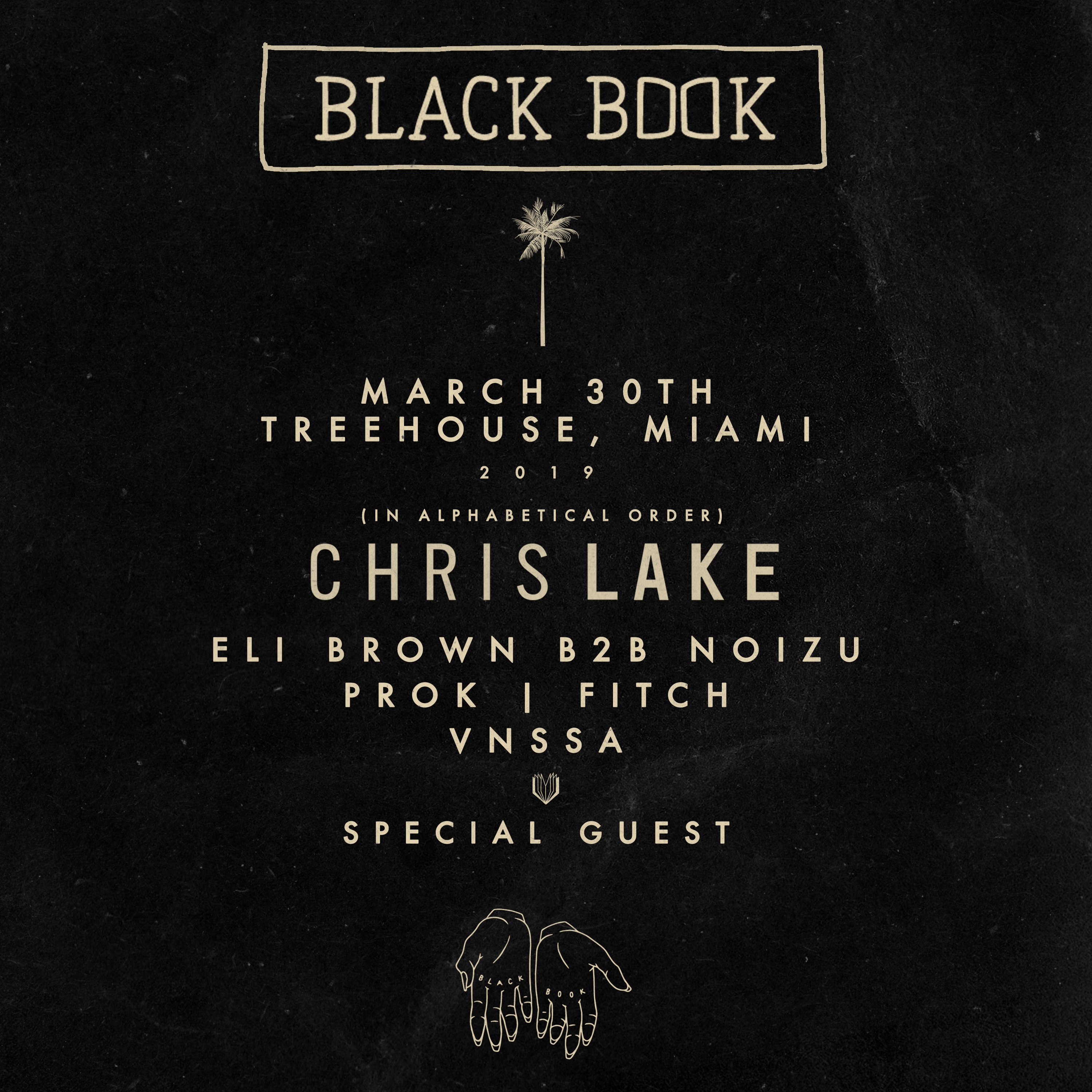 Chris Lake Presents Black Book Image