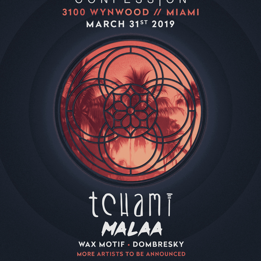 Confession Label Closing party Ft. Tchami x Malaa Image