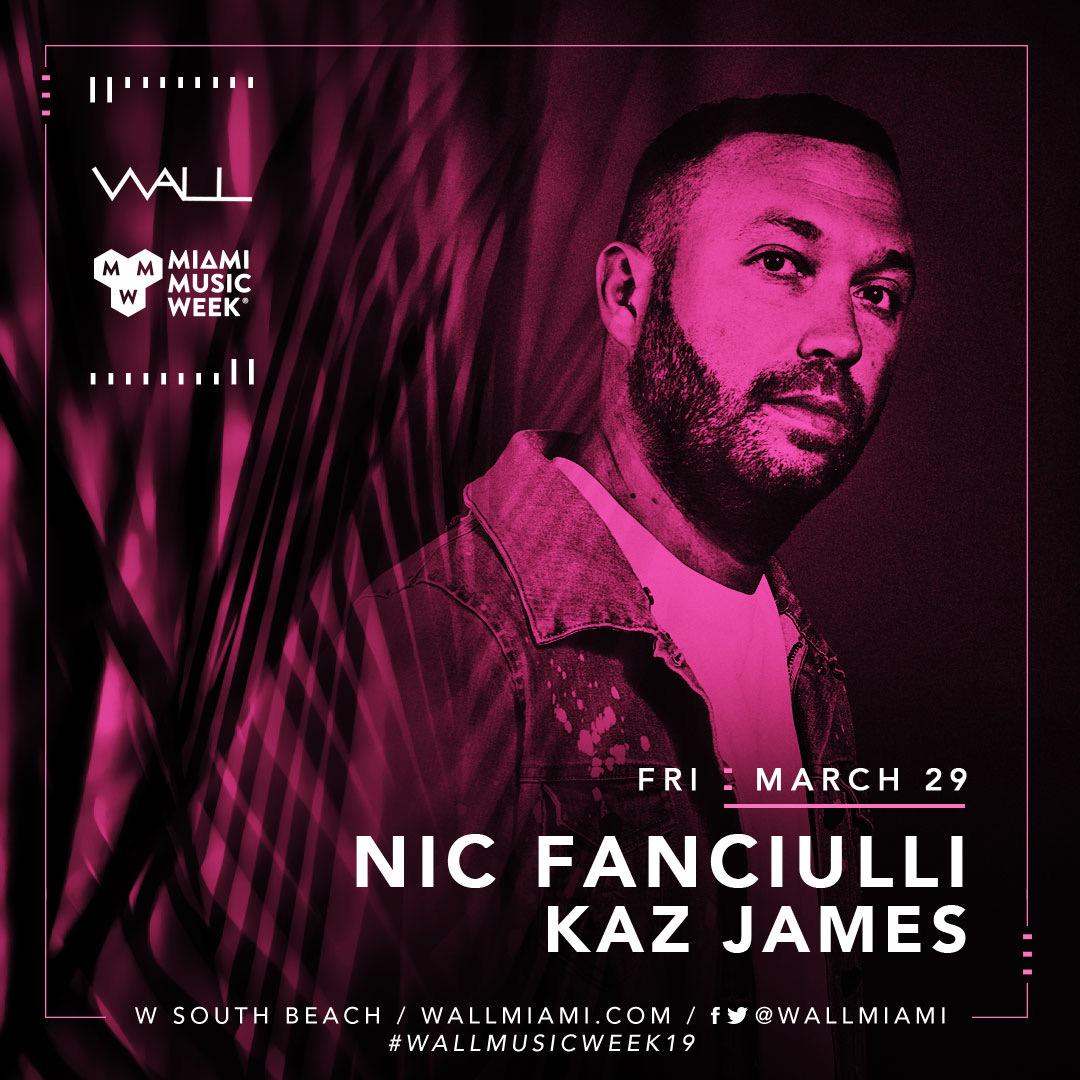 Nic Fanciulli + Kaz James  Image