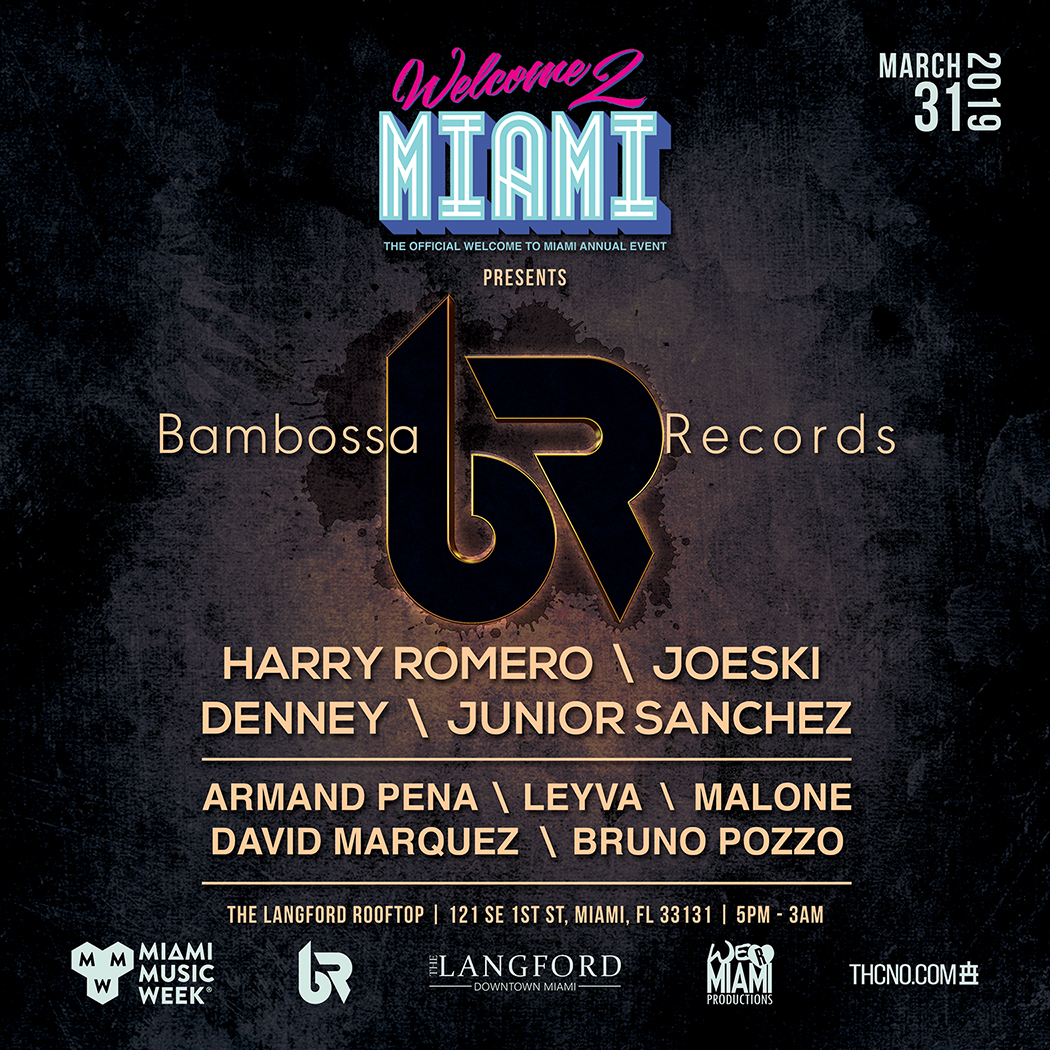 Welcome 2 Miami Miami Music Week Image