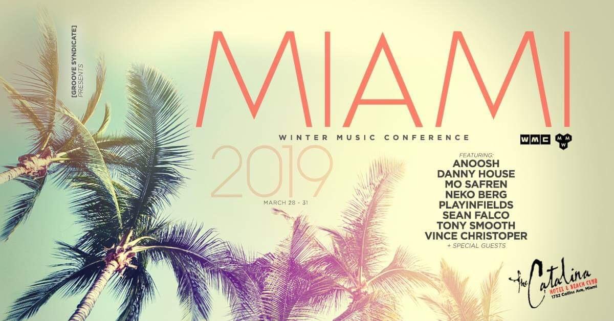 Miami Music Winter Conference @ Maxine's Bistro  Image