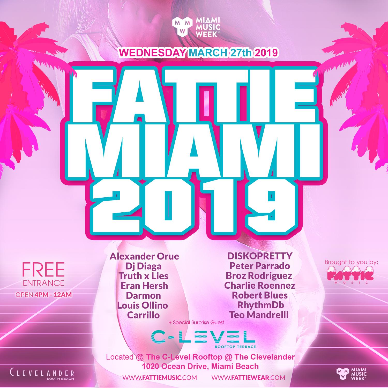 Fattie Miami 2019  Image