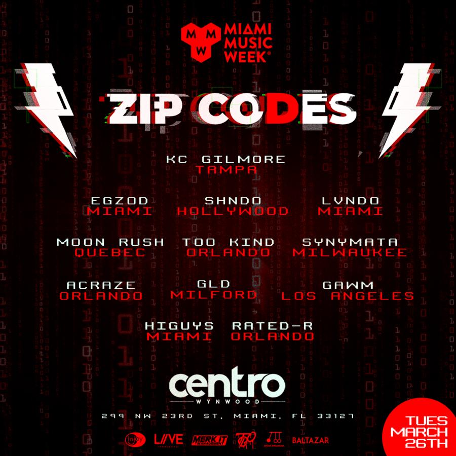 ZipCodes 2019 Image