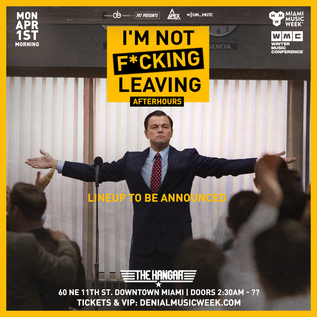 I'm Not F*cking Leaving (Afterhours) Image