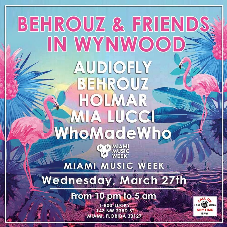 Behrouz & Friends in Wynwood Image