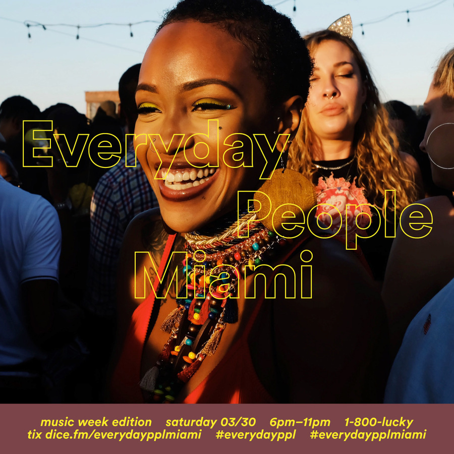 Everyday People Miami Image