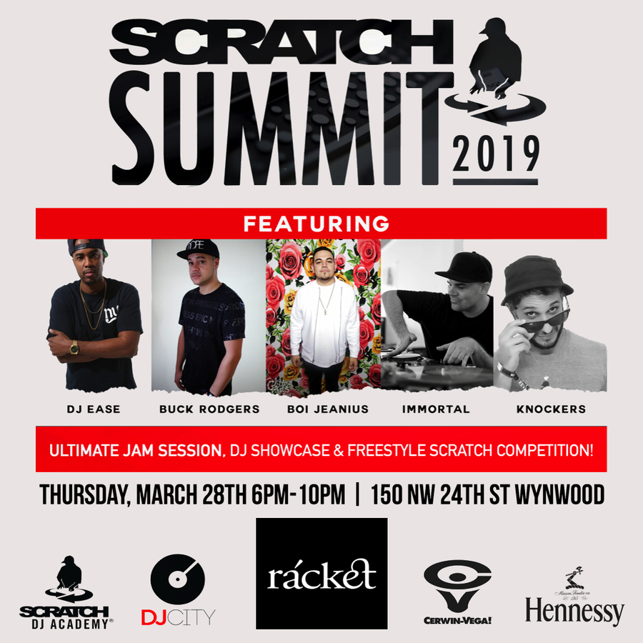 SCRATCH SUMMIT 2019 Image