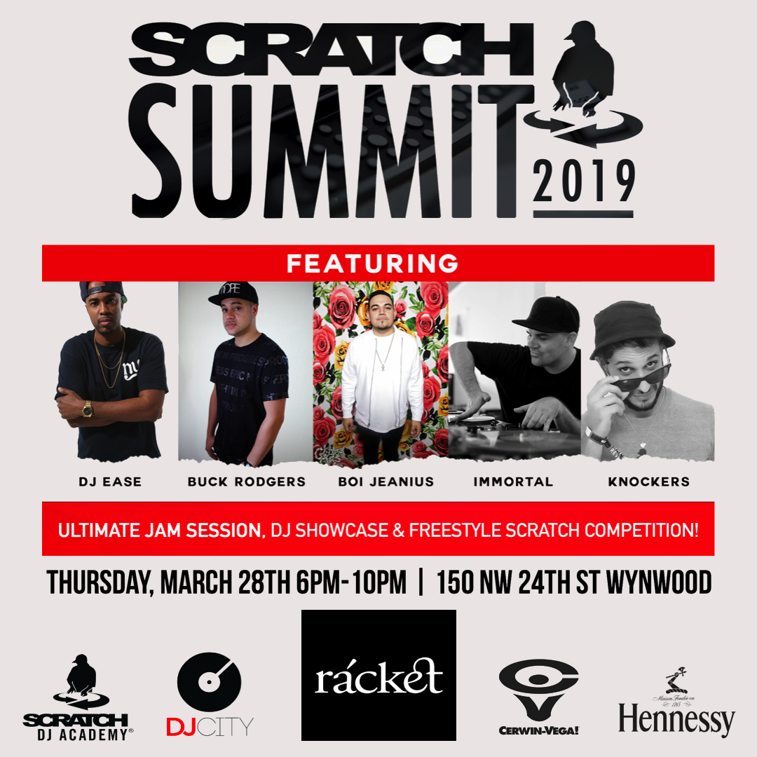 SCRATCH SUMMIT 2019 Image