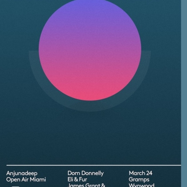 Anjunadeep Open Air: Miami Image