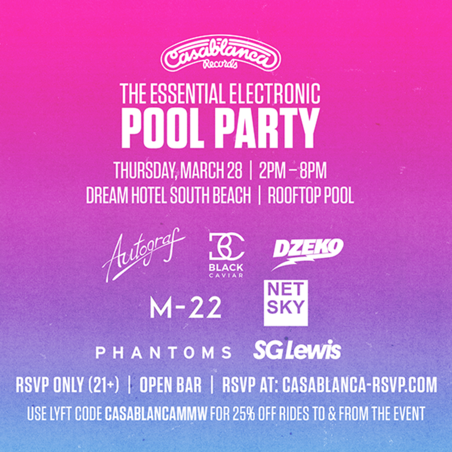 Casablanca Records Presents: The Essential Electronic Pool Party Image