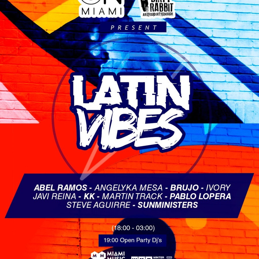 Latin Vibes By On Miami Image