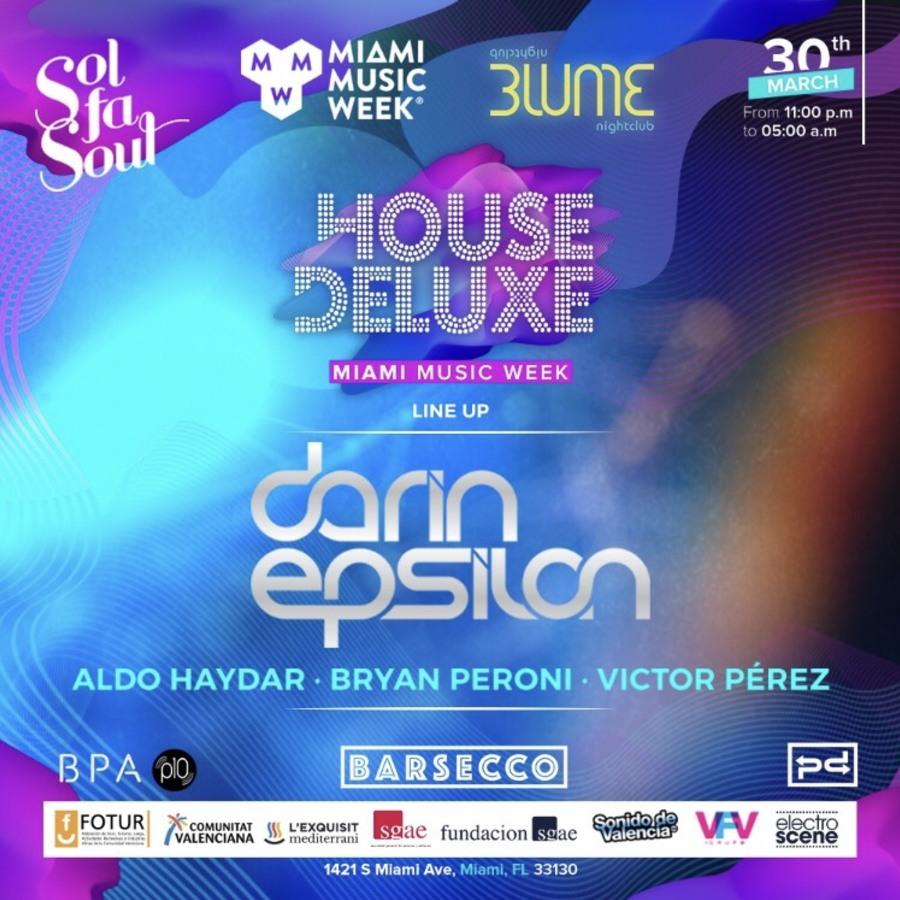 House Deluxe feat. Darin Epsilon Image