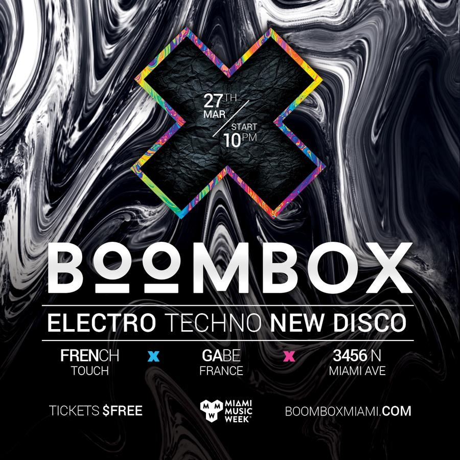 BoomBox Miami Image
