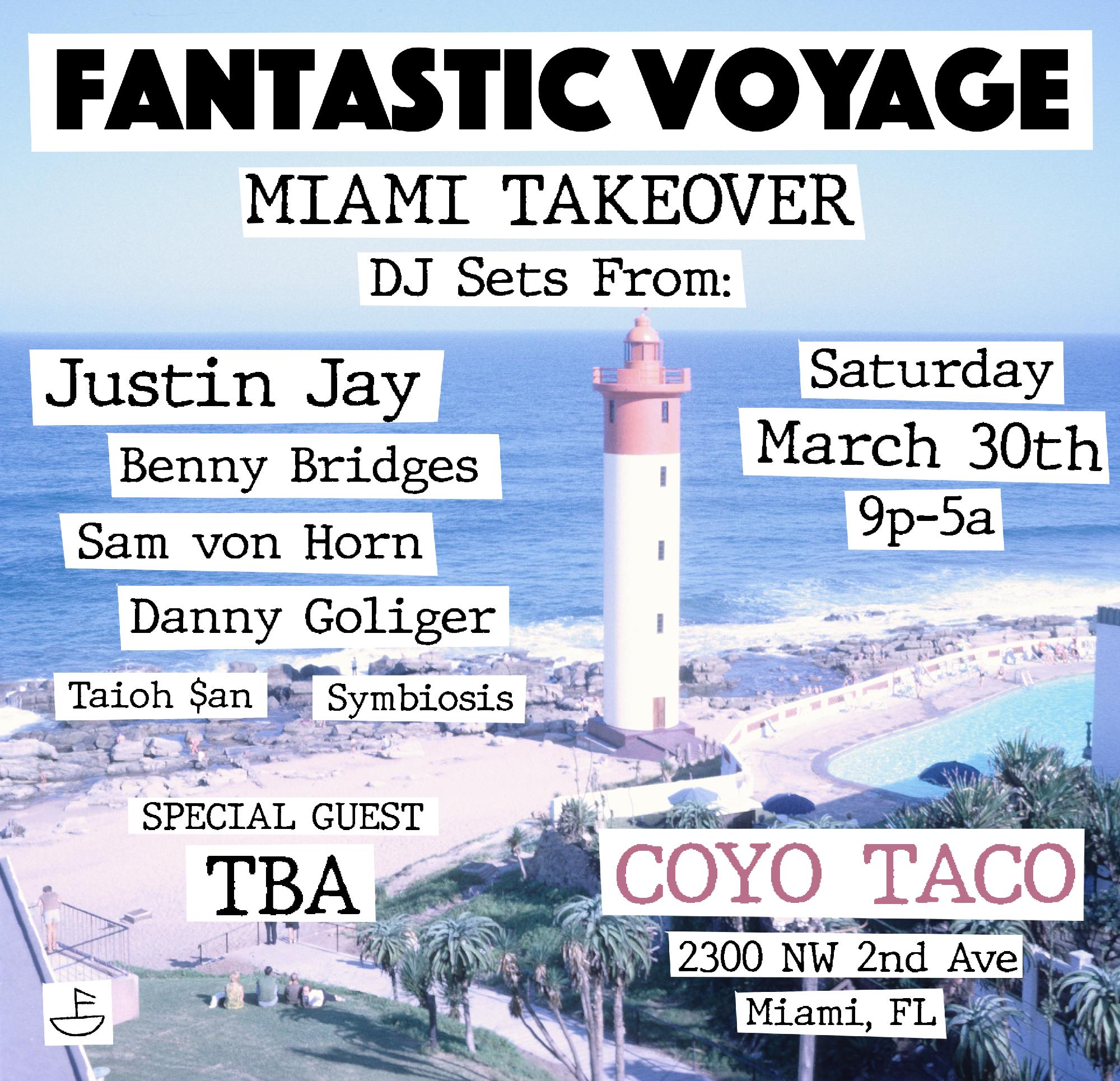 Justin Jay's Fantastic Voyage Image