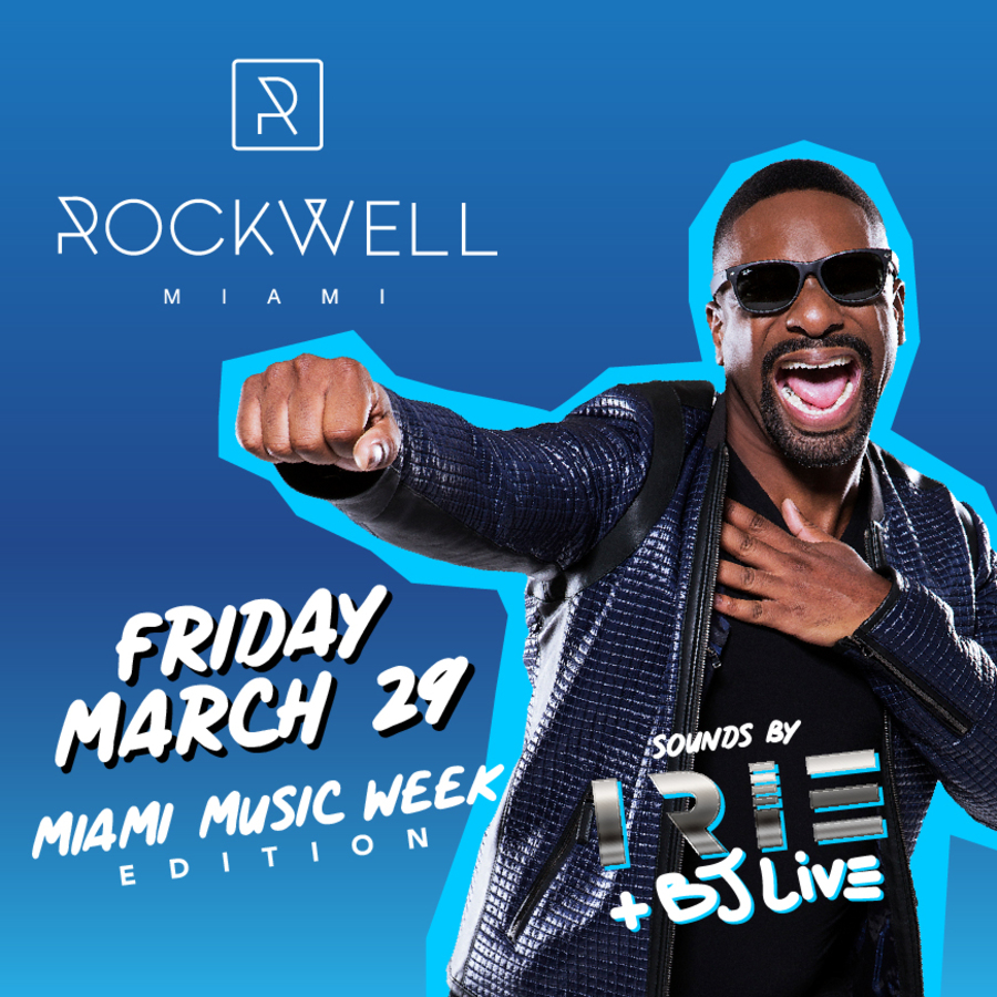 Irie & Friends at Rockwell Miami Image