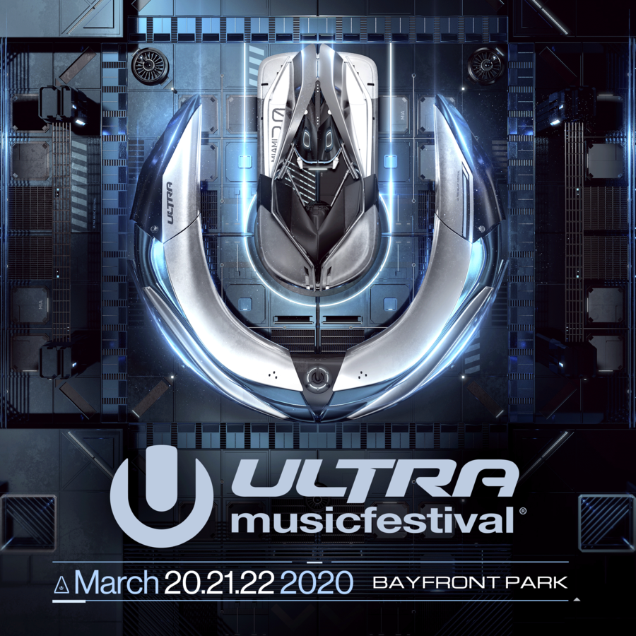 Ultra Music Festival (Day 3) Image