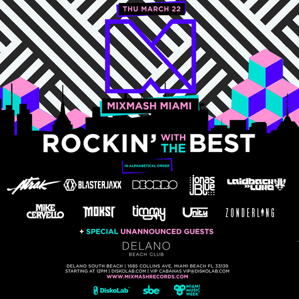 Mixmash Miami 2018 Image