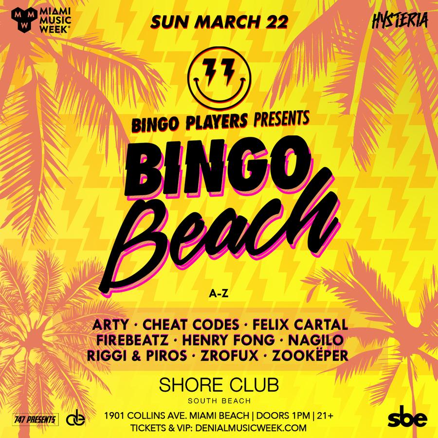 Bingo Players present Bingo Beach Image