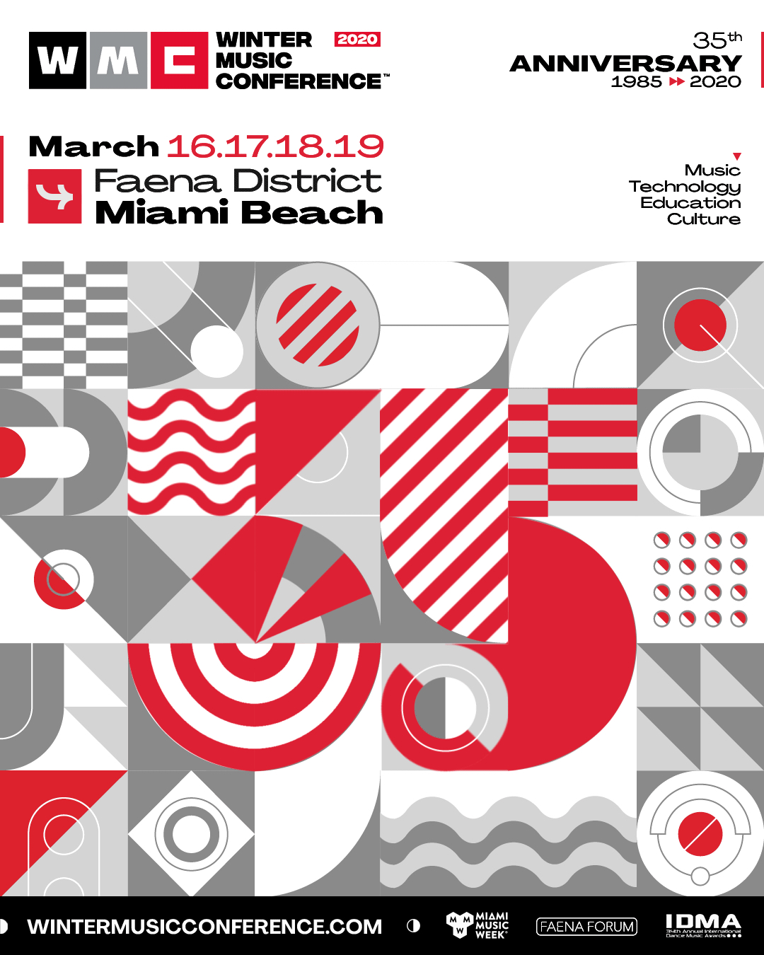 Winter Music Conference 35th Anniversary (Day 3) Image