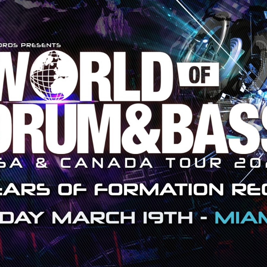 The World of Drum & Bass  Image