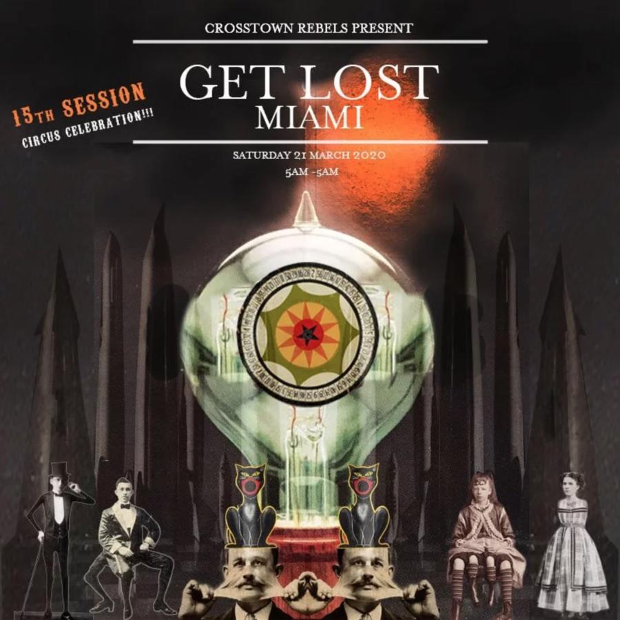 Get Lost Miami 2020 – 15th Session Image