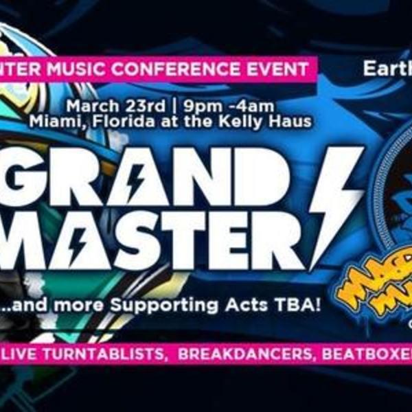 March Music Madness Feat. Grandmaster Flash Image