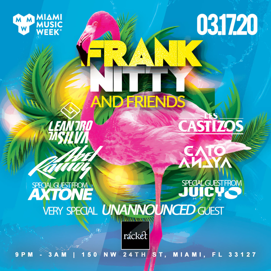 Frank Nitty & Friends (Miami Edition)  Image
