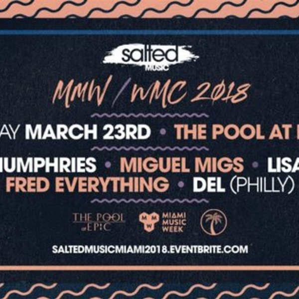 Salted Music Miami 2018 Image