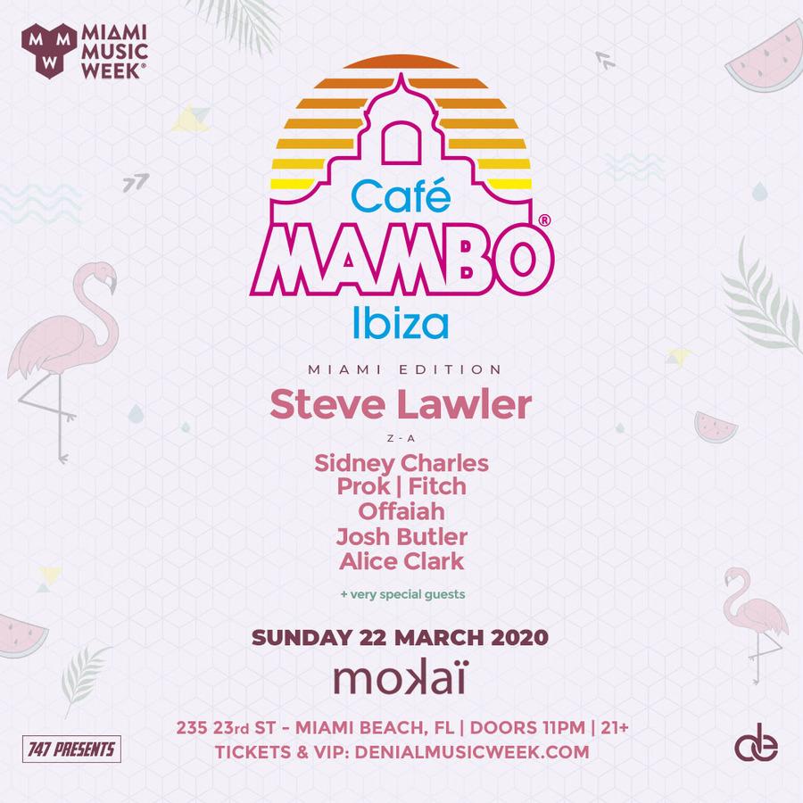 Cafe Mambo Ibiza Takeover Image