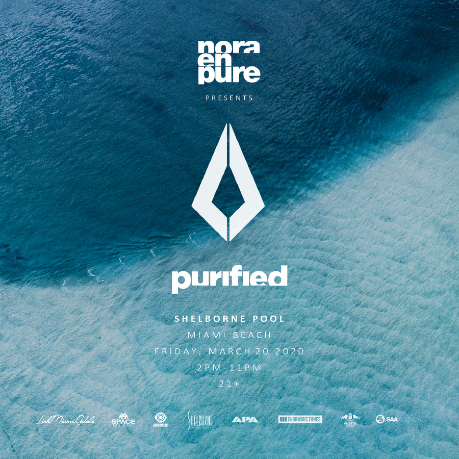 Link Miami Rebels Presents: Purified Miami Image