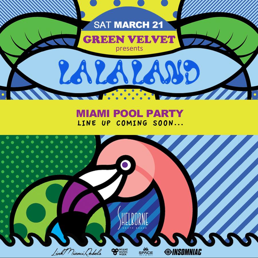 Link Miami Rebels Presents: Green Velvet's La La Land Image