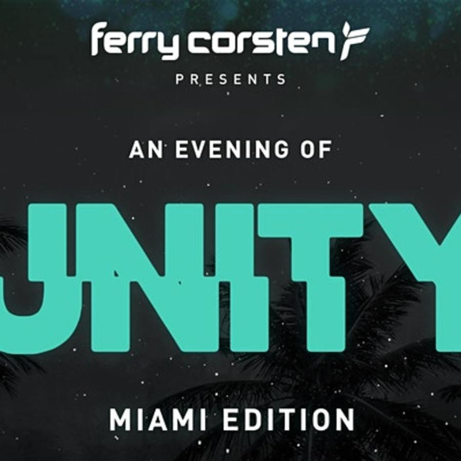 Ferry Corsten presents UNITY Image