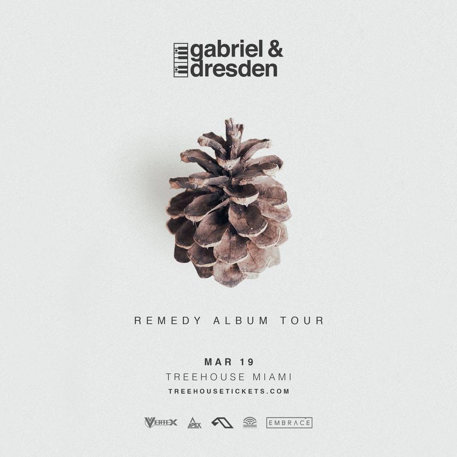 Gabriel & Dresden Presents Remedy Album Party @ Treehouse Miami Image