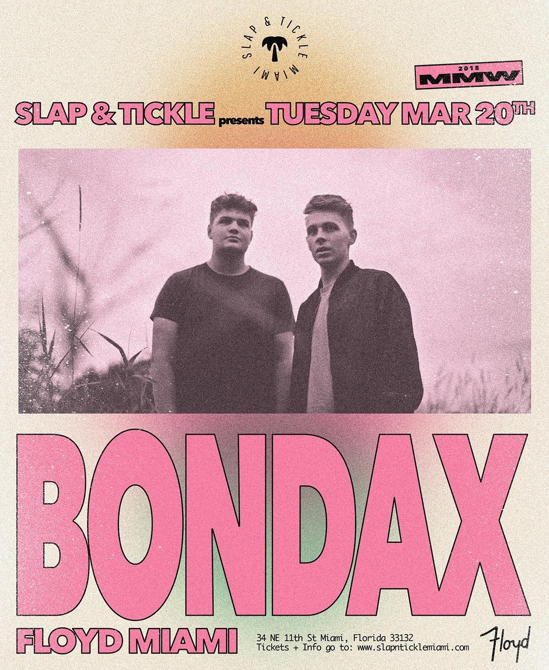 Bondax – Slap & Tickle Image