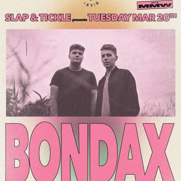 Bondax – Slap & Tickle Image
