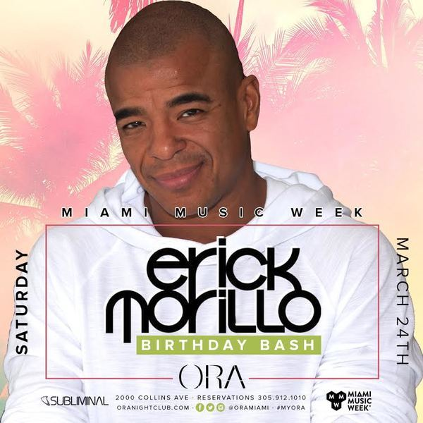 Erick Morillo's 2018 Birthday Bash Image