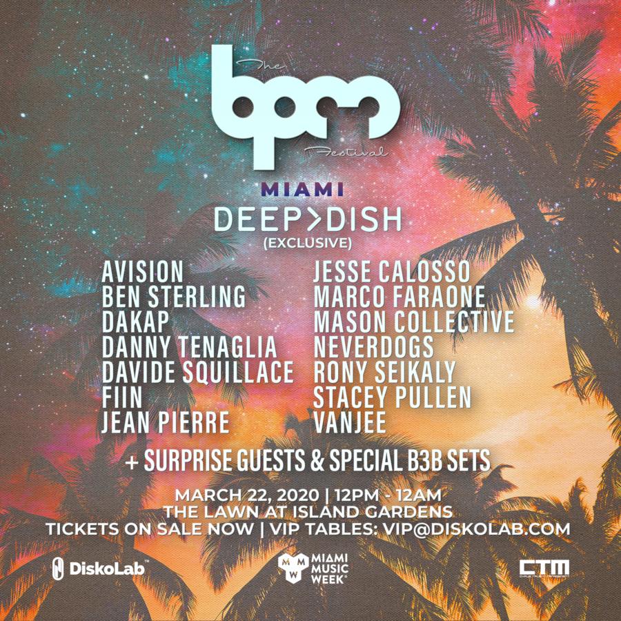 BPM Festival: Miami Image