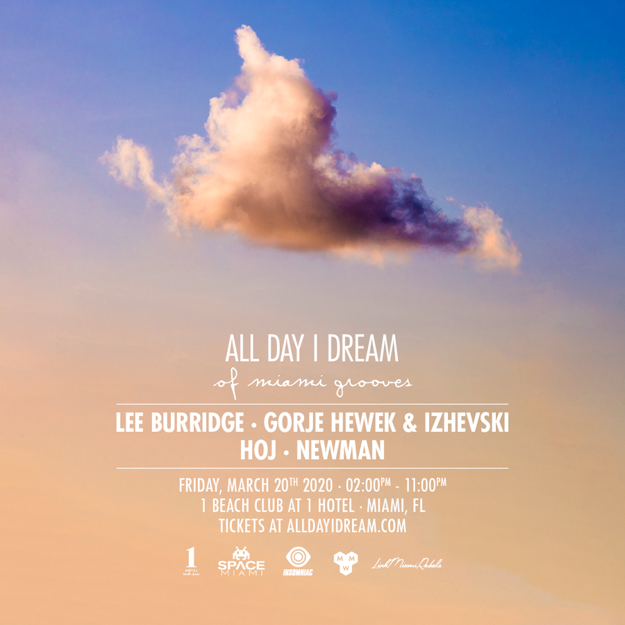 Link Miami Rebels Presents: All Day I Dream Image