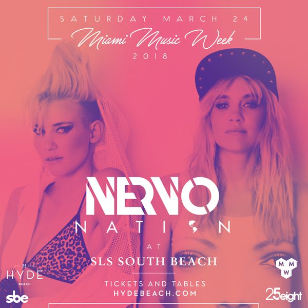 Nervo Nation Miami 2018 Image