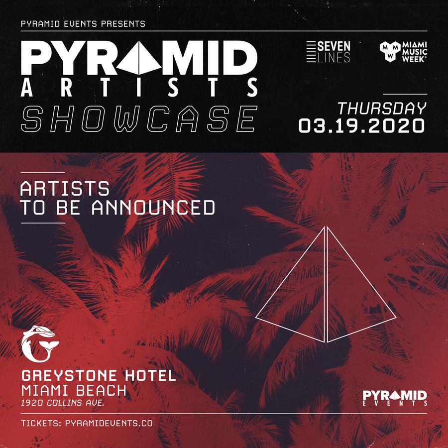 Pyramid Artists Showcase Image