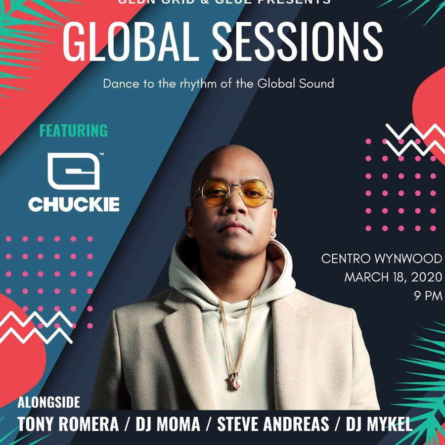 Global Sessions Feat DJ Chuckie Image