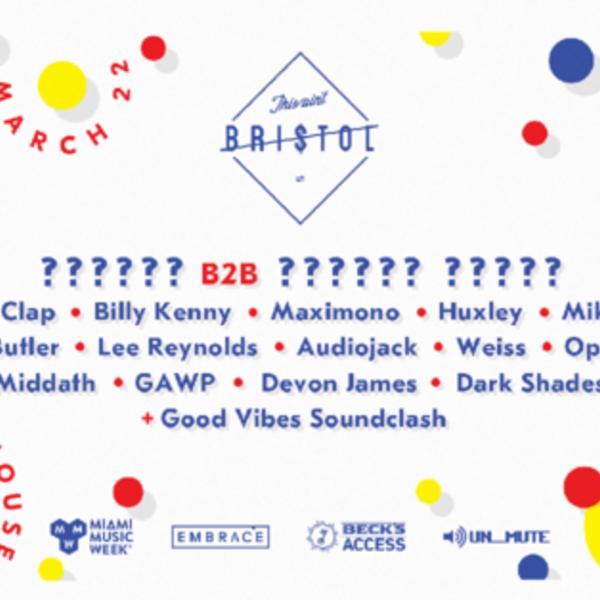 This Ain't Bristol Showcase 2018 Image