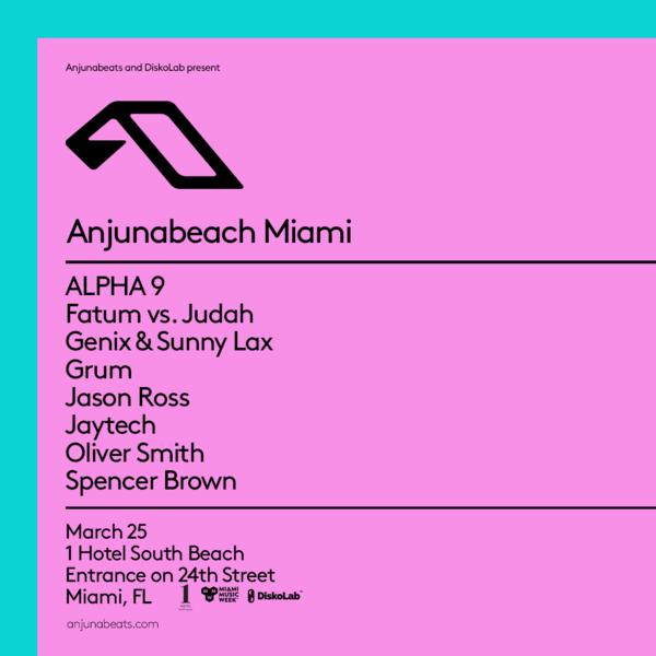 Anjunabeach Miami Image