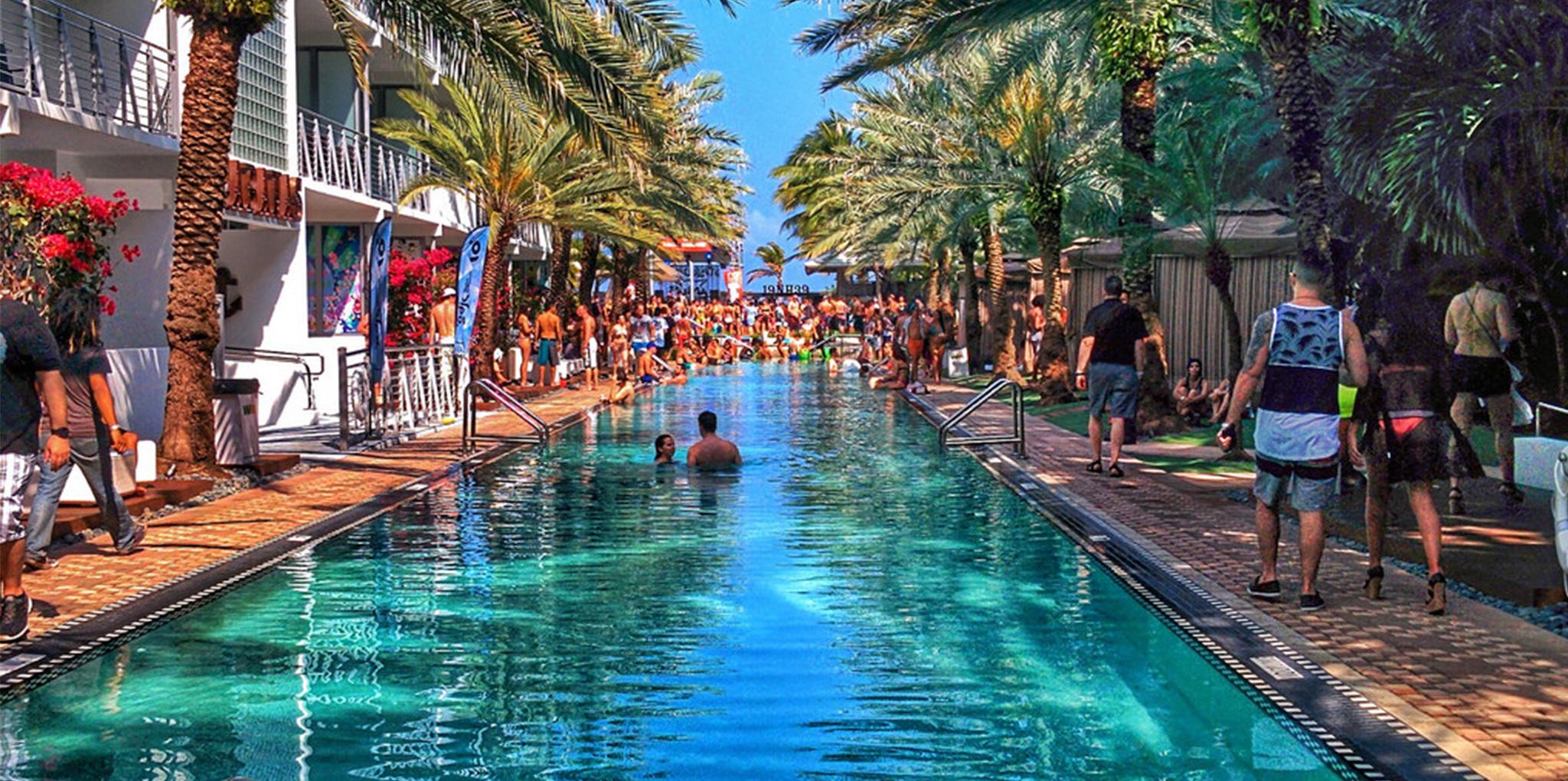 National Hotel Miami Music Week