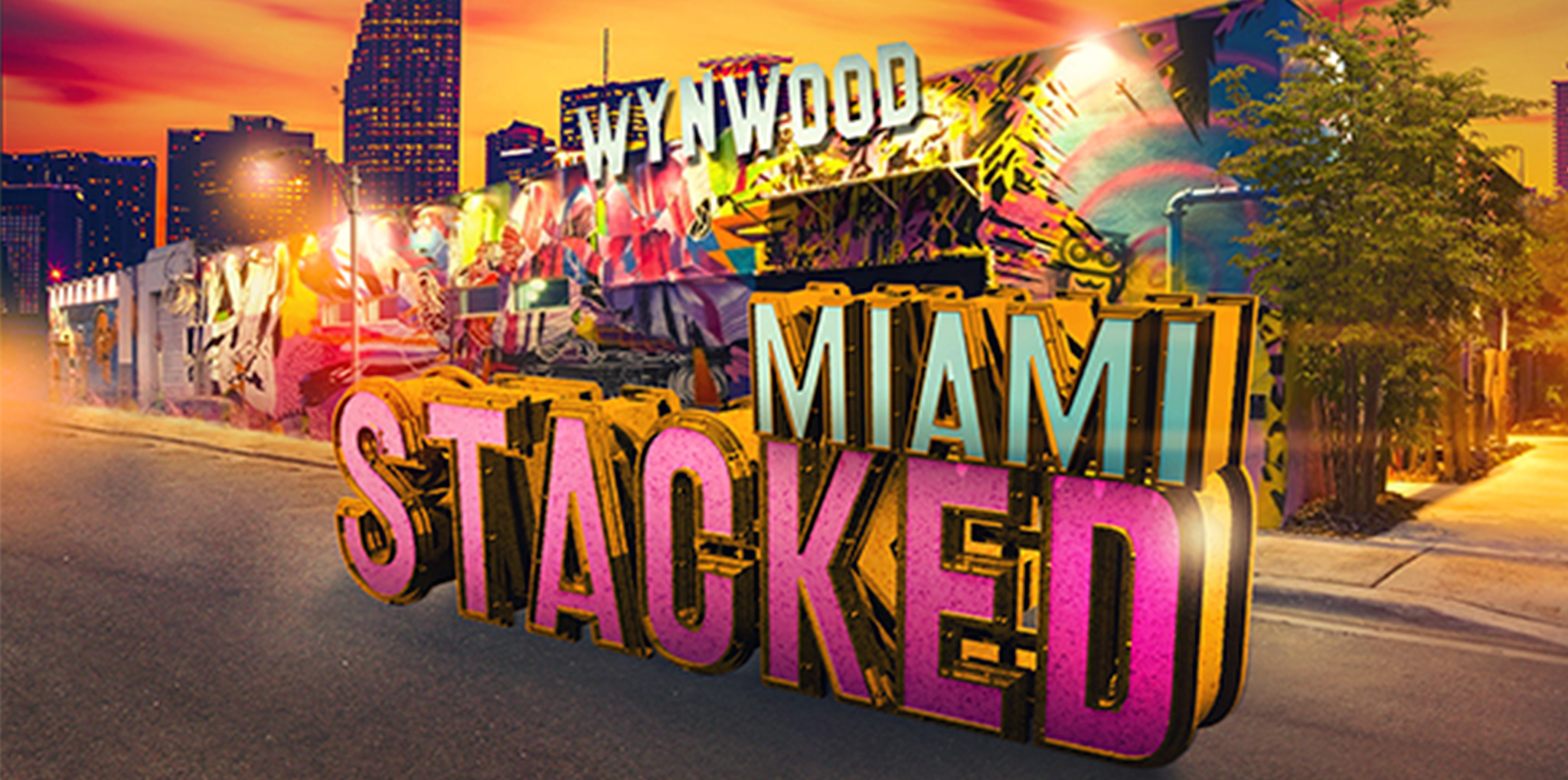 STACKED: MIAMI Block Party Image
