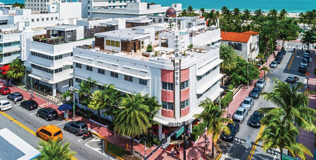 Dream Hotel South Beach Image