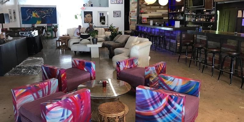 Wynwood Cafe Lounge Image