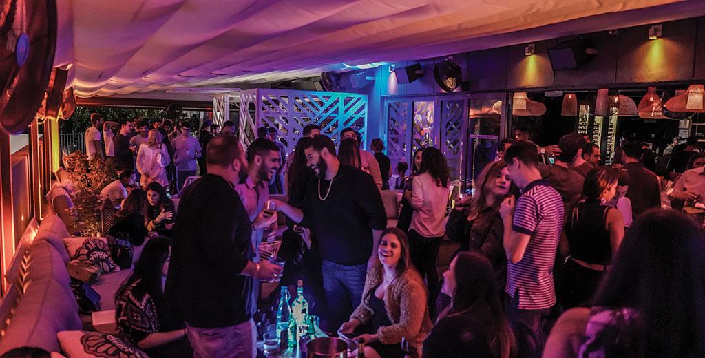 No. 3 Social Rooftop Bar & Lounge Image