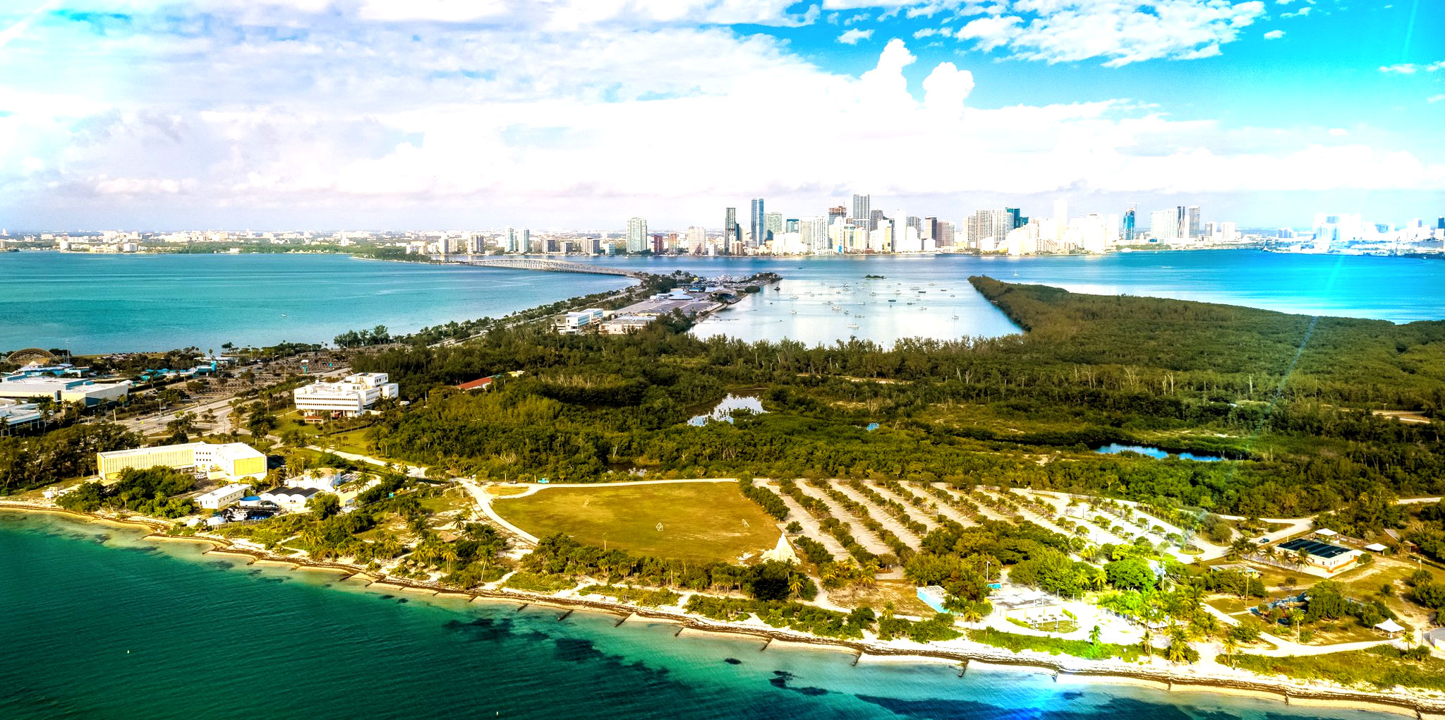 Miami Marine Stadium & Historic Virginia Key Beach Park Image